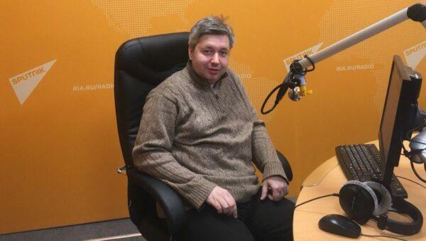 Аналитик финансовой группы Калита-финанс Дмитрий Голубовский - Sputnik Узбекистан