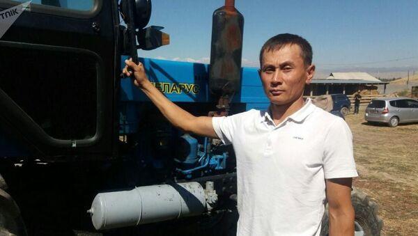 Настоящее имя давно забыли: в Кыргызстане нашелся двойник Путина – видео - Sputnik Ўзбекистон