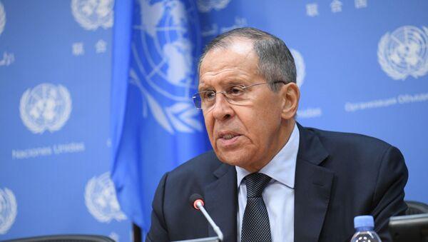 74-я сессия Генеральной Ассамблеи ООН в Нью-Йорке. День четвертый  - Sputnik Ўзбекистон