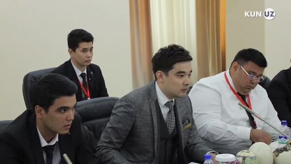 Straus house direktori Isroilov Ibrohim - Sputnik Oʻzbekiston