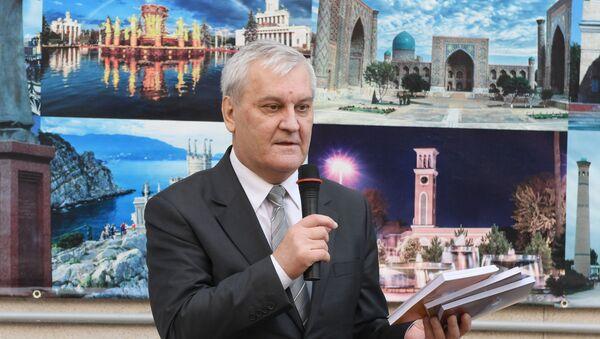 Руководитель РЦНК в Ташкенте Виктор Шулика - Sputnik Узбекистан