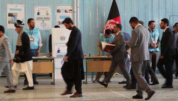 Президентские выборы в Афганистане - Sputnik Узбекистан