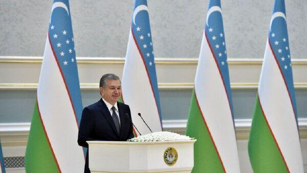 Слово узбекистанец насторожит самых сильных соперников - Мирзиёев - Sputnik Узбекистан