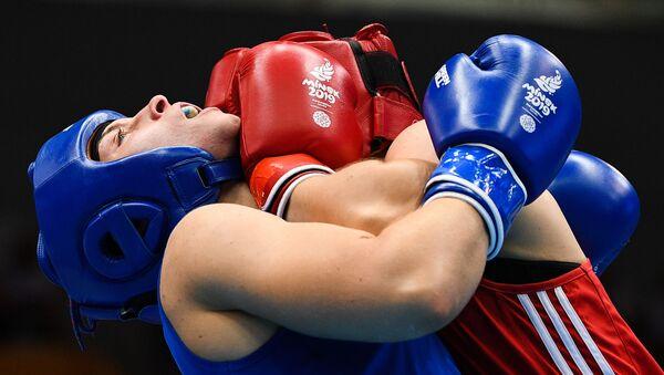II Европейские игры. Бокс - Sputnik Узбекистан