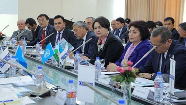 На международной конференции обсудили новые правила на выборах - Sputnik Узбекистан