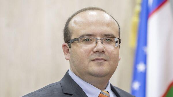 Новый заместитель директора АИМК - Sputnik Узбекистан