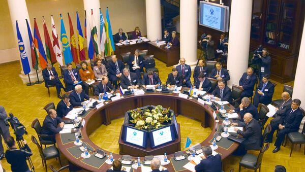 Заседание ассамблеи стран СНГ - Sputnik Узбекистан