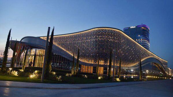 Для гостей вип-уровня: в Tashkent City открылись гостиница и конгресс-холл - Sputnik Узбекистан