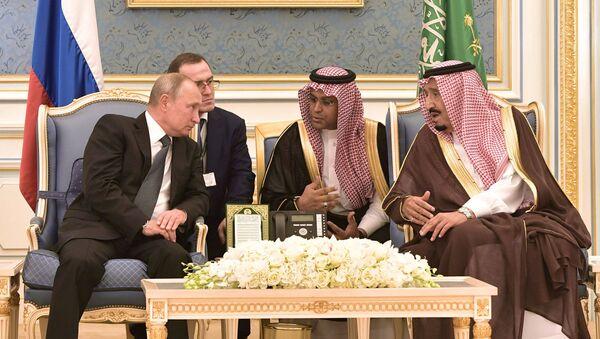 Saudi Arabia Russia - Sputnik Oʻzbekiston