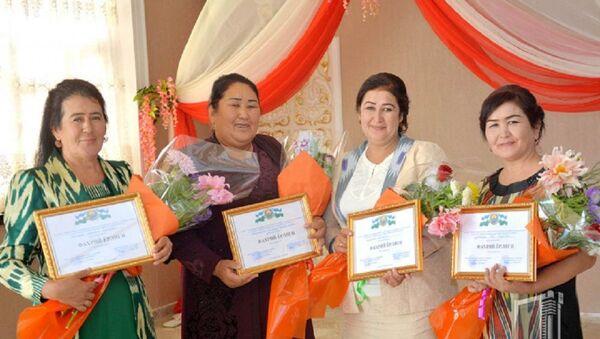 Как в Узбекистане отметили Международный день сельских женщин - Sputnik Узбекистан