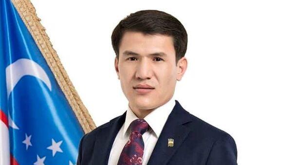 Депутат Кабул Дусов  - Sputnik Узбекистан