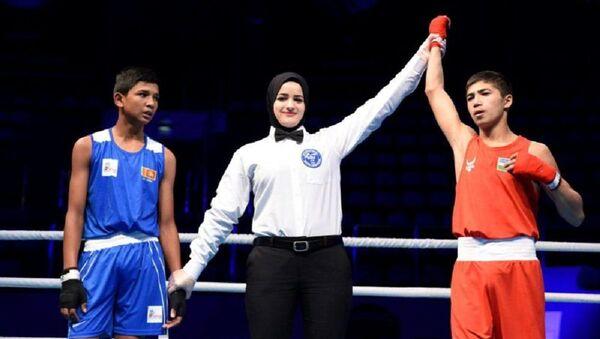 Uzbekistantsы vыshli v final chempionata Azii po boksu - Sputnik Oʻzbekiston