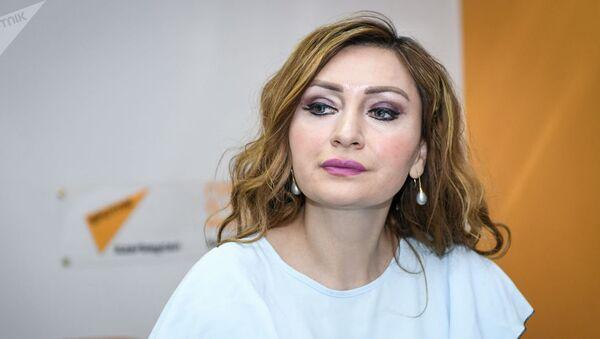 Nazaket Mamedova – politolog - Sputnik Oʻzbekiston