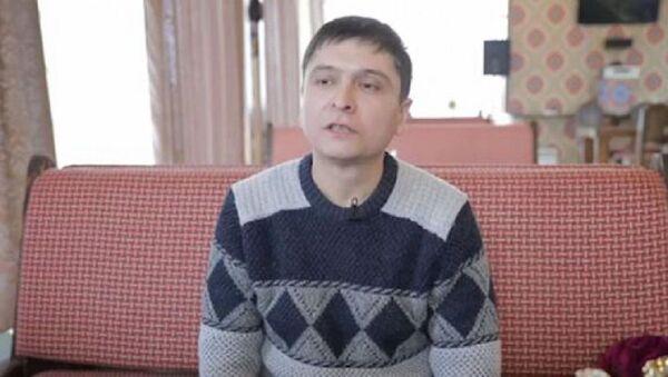 Узбекистанец стал популярным из-за сходства с Зеленским - фото - Sputnik Узбекистан