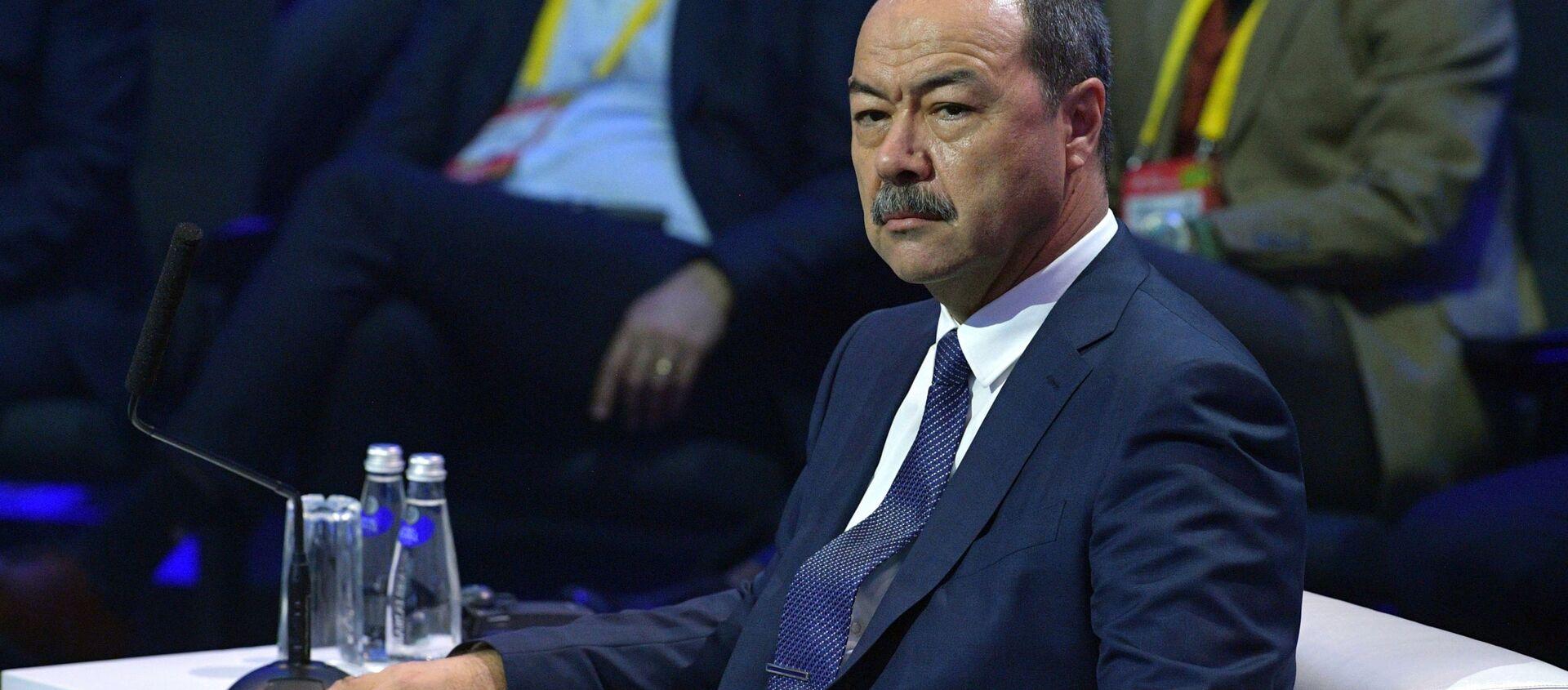Премьер-министр Узбекистана Абдулла Арипов - Sputnik Ўзбекистон, 1920, 23.10.2019