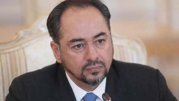 Салахуддин Раббани - Sputnik Узбекистан
