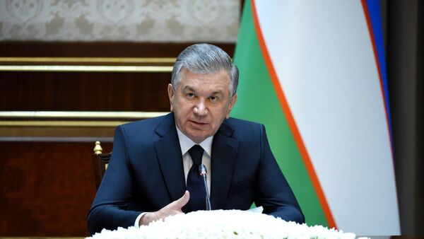 Мирзиёев - Sputnik Узбекистан