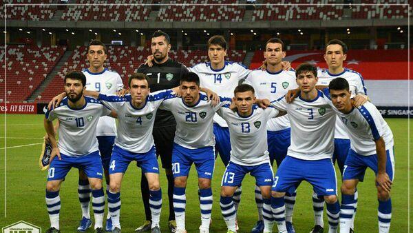 Sbornaya Uzbekistana po futbolu - Sputnik Oʻzbekiston
