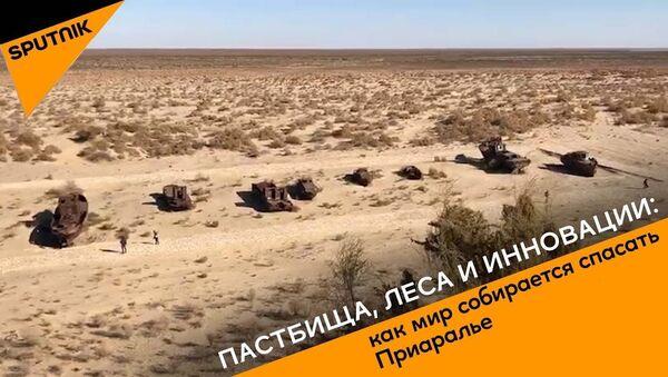 Pastbiщa, lesa i innovatsii: kak mir sobirayetsya spasat Priaralye - Sputnik Oʻzbekiston