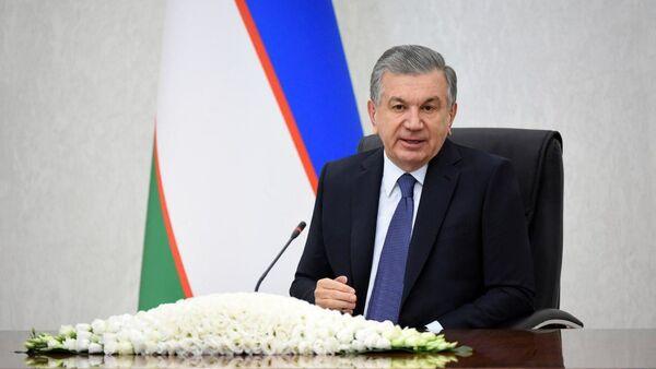 Мирзиёев: отныне банки должны сами тянуть свою телегу - Sputnik Узбекистан