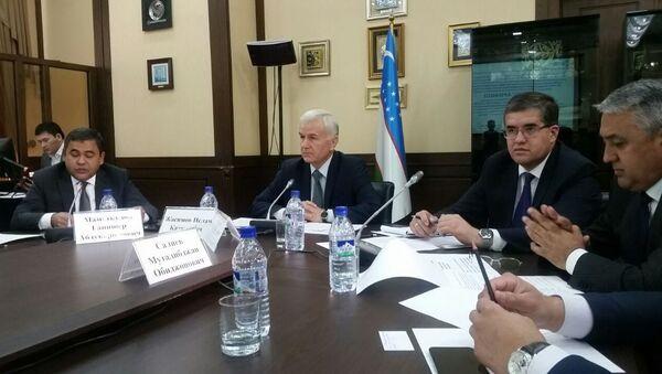 Брифинг по таможенному законодательству - Sputnik Узбекистан