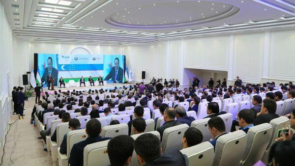 Invest inTashkent Region: soglasheniya na $1 mlrd podpisali v Tashoblasti - Sputnik Oʻzbekiston