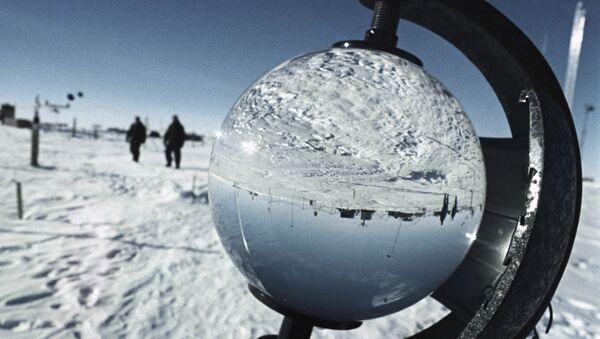 Антарктида - Sputnik Ўзбекистон