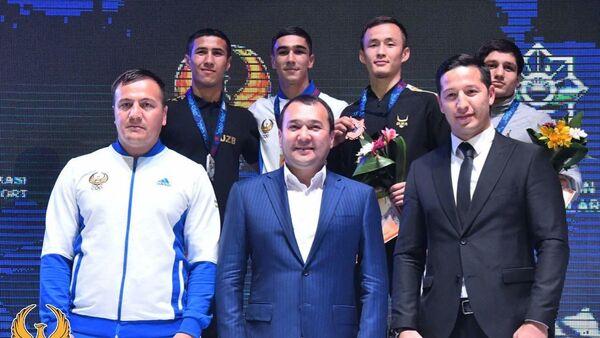 Стали известны имена победителей чемпионата Узбекистана по боксу - Sputnik Ўзбекистон