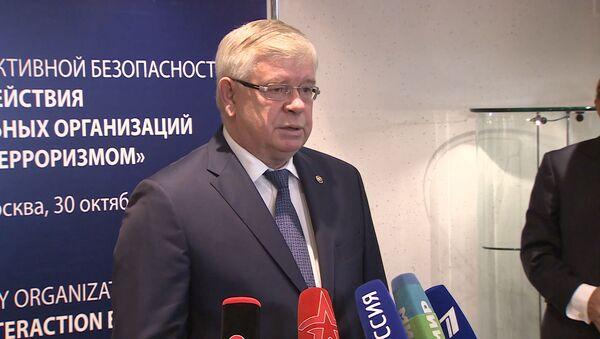 Исполняющий обязанности генерального секретаря ОДКБ Валерий Семериков - Sputnik Узбекистан