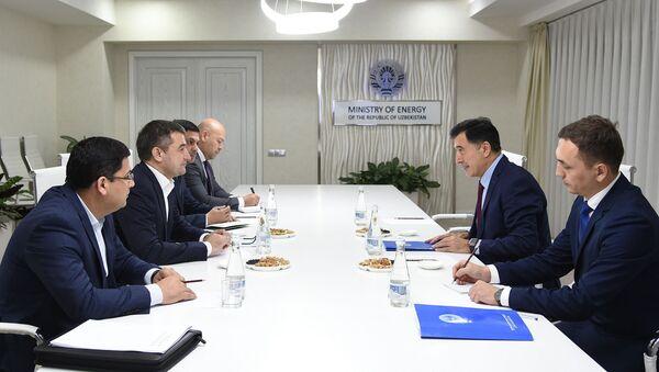 В Минэнерго обсудили перспективы сотрудничество с ШОС - Sputnik Узбекистан