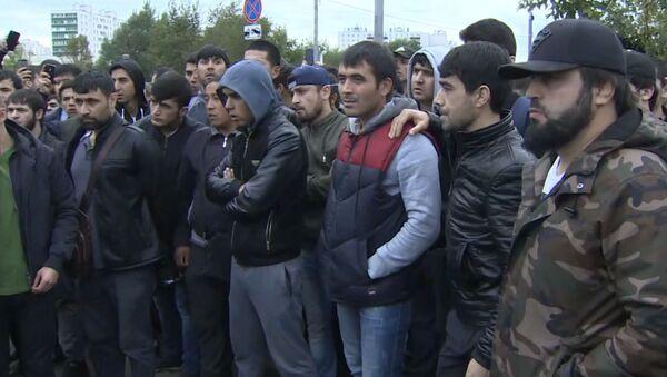 Куда пойти работать мигрантам - Sputnik Узбекистан