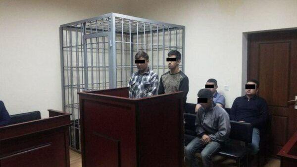 Vыnesen prigovor obidchikam malchika-sirotы - Sputnik Oʻzbekiston