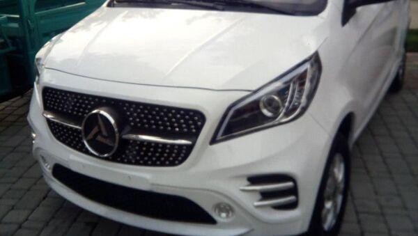 Elektromobil Xan - Sputnik Oʻzbekiston
