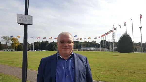 Политолог, ведущий эксперт российского Центра изучения современного Афганистана Андрей Серенко - Sputnik Узбекистан