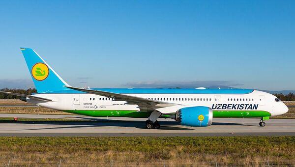 Самолет Uzbekistan Airways - Sputnik Узбекистан