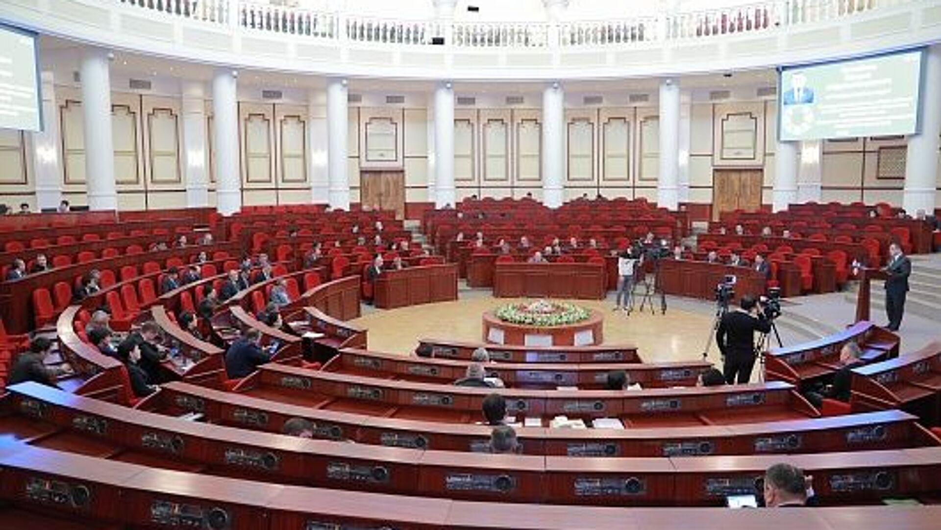 Парламент РУ - Sputnik Узбекистан, 1920, 08.04.2021