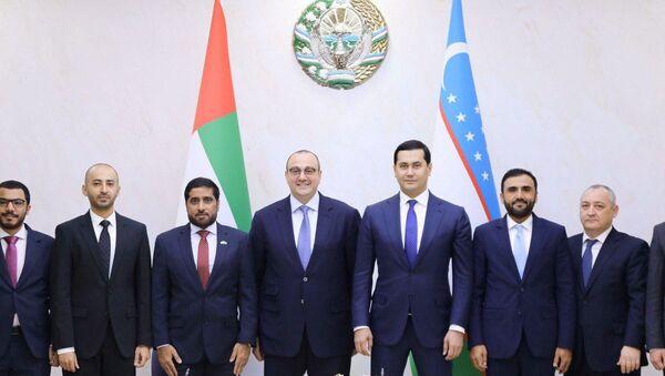 ОАЭ инвестируют $100 млн в строительство солнечной электростанции в Навои - Sputnik Узбекистан