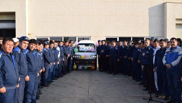 UzAuto Motors в Хоразме впервые выпустил 6000 автомобилей в месяц - Sputnik Ўзбекистон
