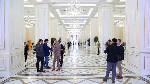Валдайский клуб в Самарканде - Sputnik Ўзбекистон