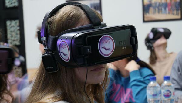 Dni virtualnoy realnosti v Tashkente - Sputnik Oʻzbekiston