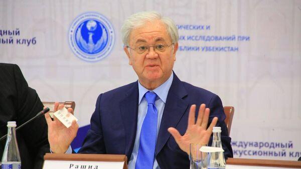 Бывший генеральный секретарь ШОС Рашид Алимов - Sputnik Узбекистан