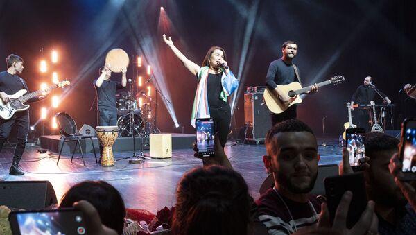 Yubileynыy kontsert Yulduz Usmanovoy v Moskve - Sputnik Oʻzbekiston