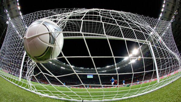 Футбол. ЕВРО - 2012. Финальный матч сборных Испании и Италии - Sputnik Узбекистан