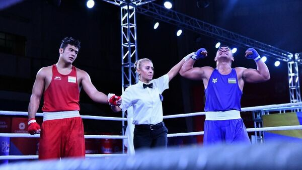 14 медалей завоевали узбекистанцы на чемпионате Азии по боксу - Sputnik Ўзбекистон
