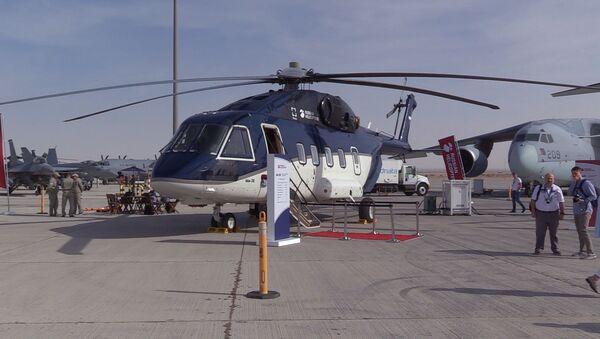 Ми-38 в ОАЭ: арабские шейхи меняют американскую авиатехнику на российскую - Sputnik Узбекистан