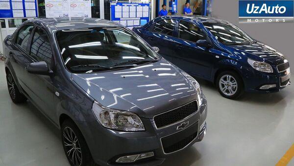 Kompaniya UzAuto Motors nachala primenyat novыe tsveta vo vsex modelyax avtomobiley - Sputnik Oʻzbekiston
