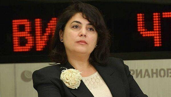 Rukovoditel otdela ekonomiki Instituta stran SNG Aza Migranyan - Sputnik Oʻzbekiston