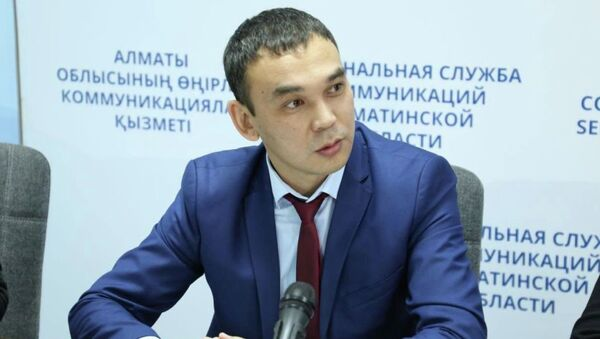 Глава управления Минсельхоза Казахсстана Ерлан Ильясов - Sputnik Узбекистан