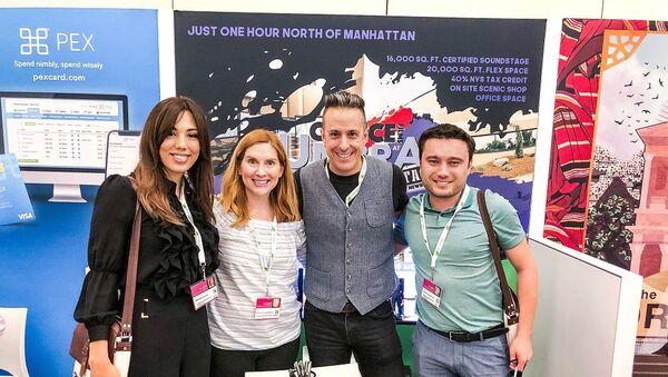 Узбекские кинодеятели на фестивале в США - Sputnik Узбекистан