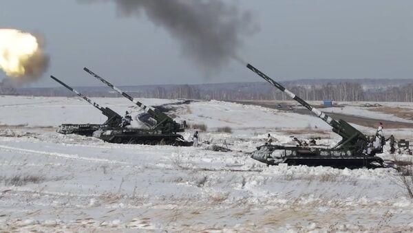 В России испытали одну из самых мощных пушек в мире - Sputnik Ўзбекистон